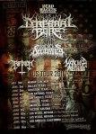 Cerebral-Bore-North-American-Tour