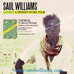Saul Williams - Chorus: A Spoken Word Tour