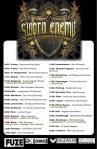 Sworn Enemy Tour