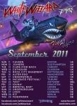 White Wizzard - Flying Tigers Tour 2011